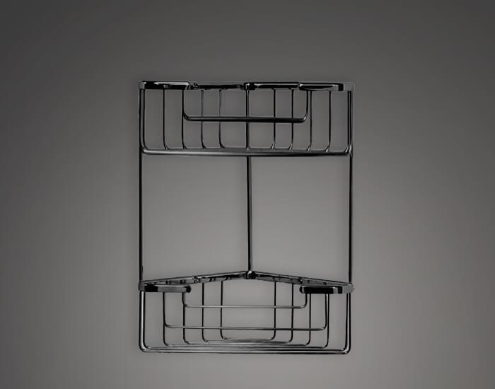 רשת למקלחת דגם SL370 שחור