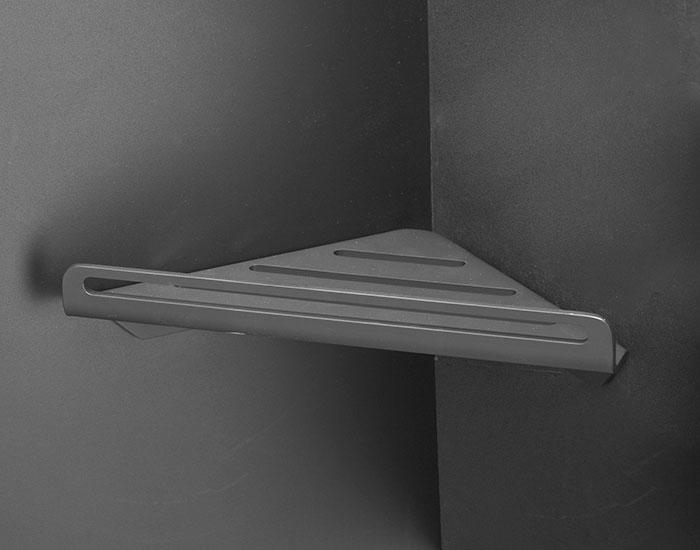 מדף פינתי למקלחת דגם ROB 3881