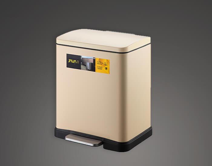 פח מעוצב למטבח 20 ליטר שמנת מלבני