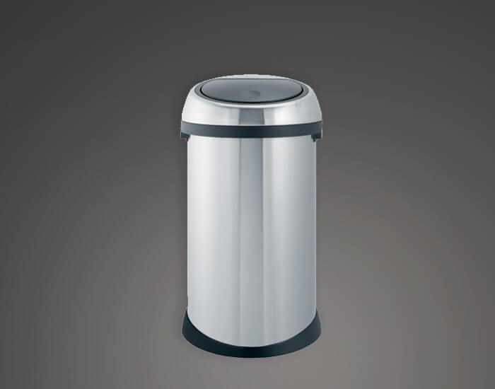 פח מעוצב למטבח 60 ליטר brabantia